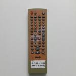รีโมทดีวีดี แฟมิลี่ family D-227 ส้ม