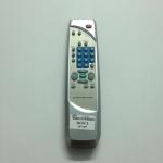 รีโมททีวีจีน เงิน 3 ปุ่มล่าง