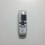 รีโมททีวีเจวีซี จอแบน JVC RM-C368 ขาว