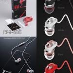 หูฟัง แบบสอดหู Remax Earphone small talk รุ่น RM-585