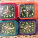 นาฬิกาปลุก 311 แพ็ก 4 ตัว