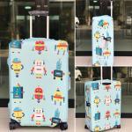 ผ้าคลุมกระเป๋าเดินทาง (Luggage Cover) รหัส 177