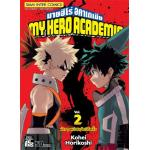 My Hero Academia เล่ม 02