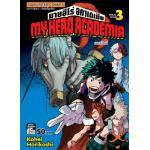 My Hero Academia เล่ม 03