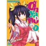 ONYANOCO ยักษ์สาวจอมวุ่น เล่ม 03