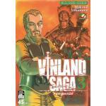Vinland Saga สงครามคนทมิฬ เล่ม 03