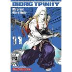 BIORG TRINITY โรคร้ายกลายพันธุ์มนุษย์ เล่ม 11