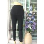 กางเกง บิ๊กไซด์บุผ้าดับเบิ้ลวุลพรีเมี่ยมด้านใน แต่งลายผ้าที่ด้านข้างสะโพก 2 ข้าง