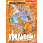 Vinland Saga สงครามคนทมิฬ เล่ม 15