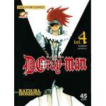D.Gray Man ดีเกรย์ แมน เล่ม 04