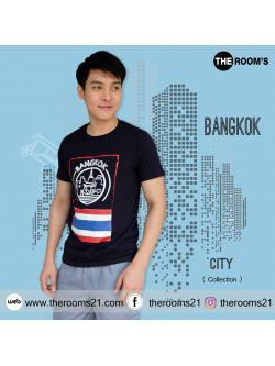 เสื้อยืด Bangkok