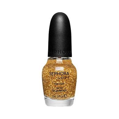 Sephora by O.P.I Top Coat #It's Real 18K Gold