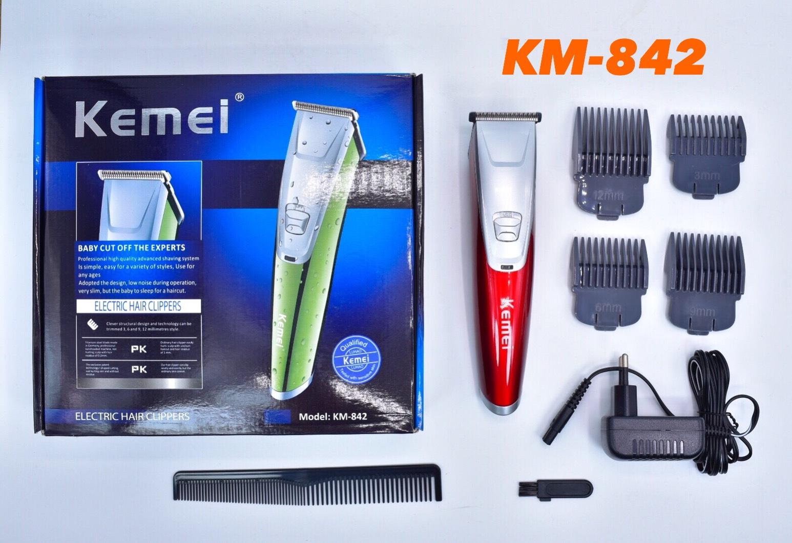 ปัตเตอเลี่ยน ไฟฟ้า KEMEi รุ่น KM-842
