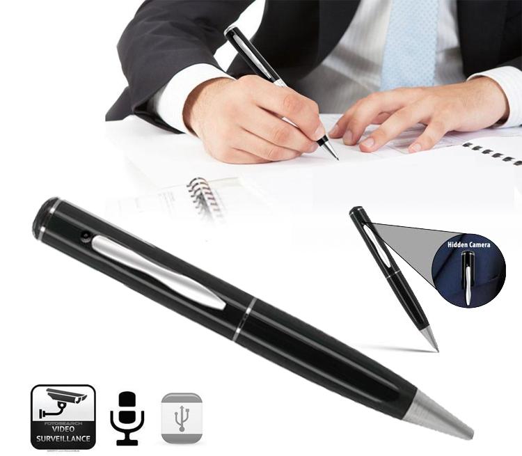 กล้องแอบถ่าย ปากกา 32 GB