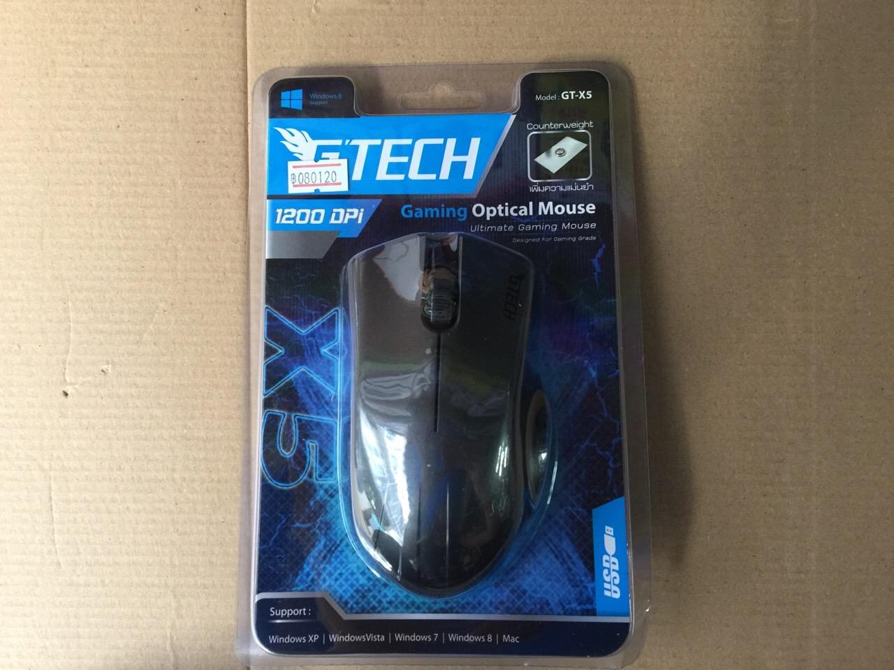 เม้าส์ mouse Gtech GT-X5