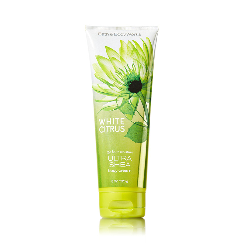 Bath & Body Works Ultra Shea Body Cream 226g #White Citrus