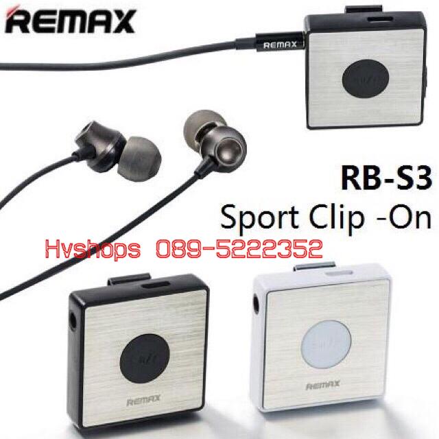 หูฟัง bluetooth remax RB-S3