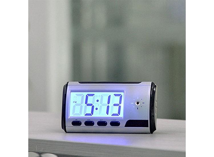 กล้องนาฬิกาปลุก แอบถ่าย Spy clock
