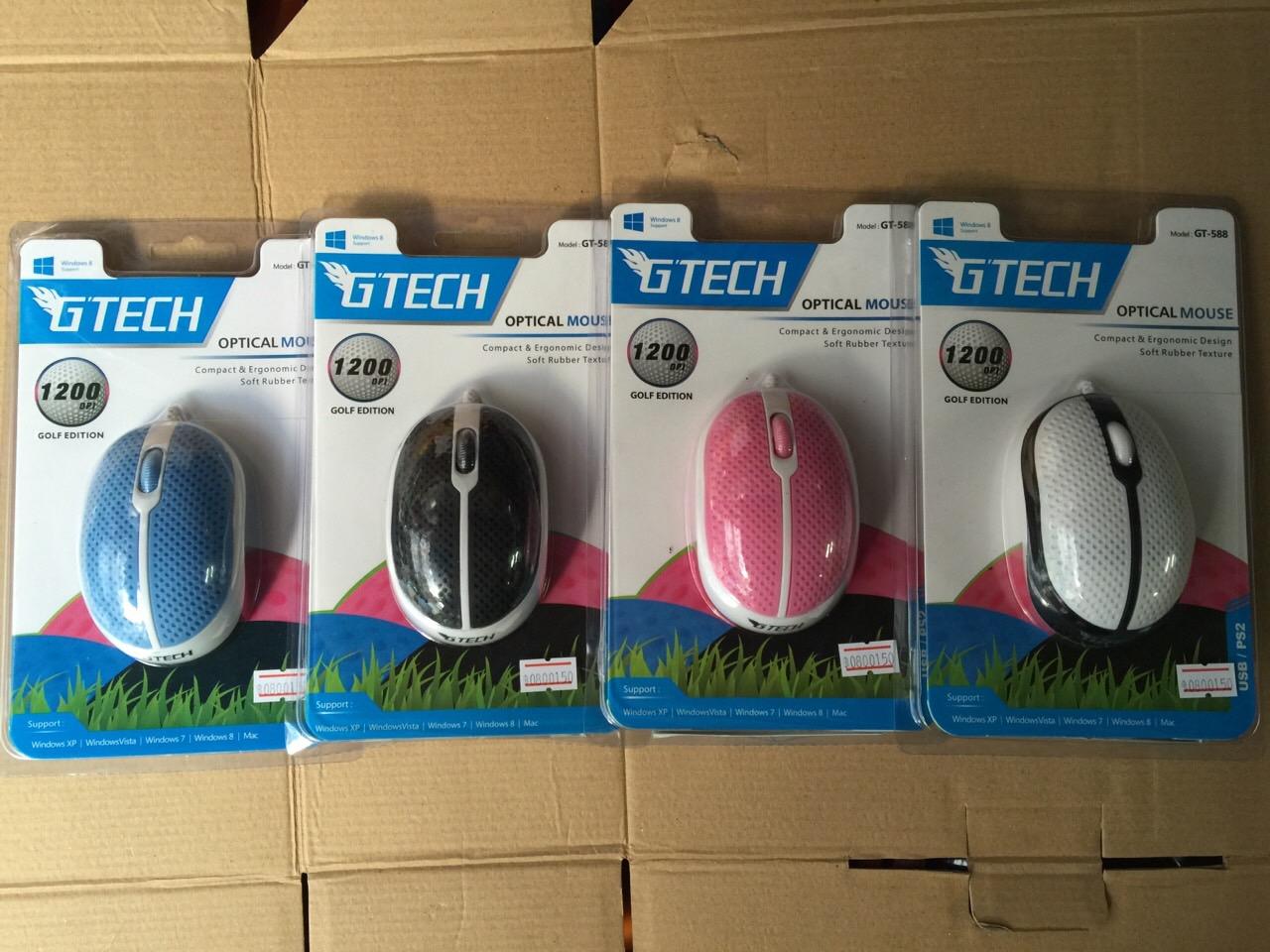 เม้าส์ mouse Gtech 588