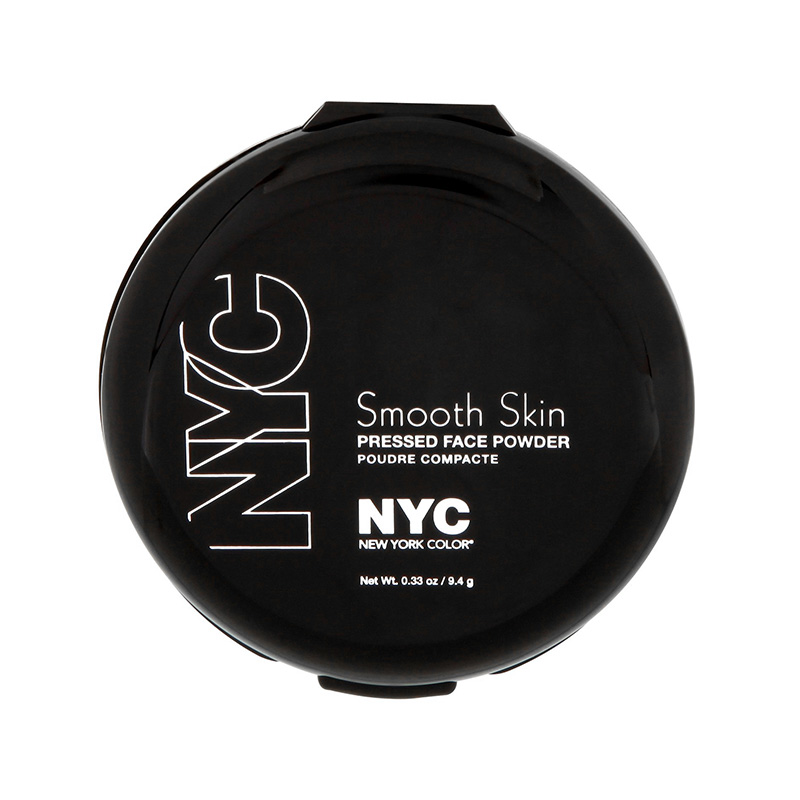 NYC Smooth Skin Pressed Face Powder 9.4g #701A Translucent