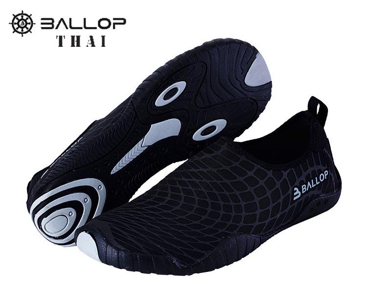 รองเท้า Ballop รุ่น Spider Black
