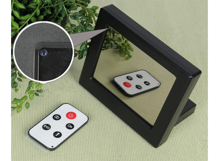 กล้องนาฬิกาตั้งโต๊ะ แอบถ่าย VDO HD (SPY CLOCK)