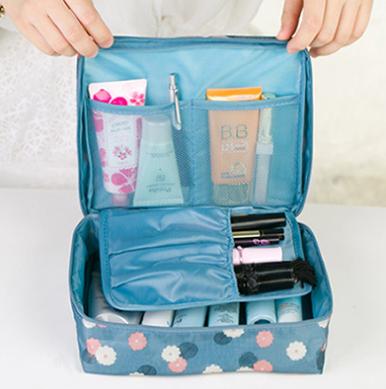 กระเป๋าอเนกประสงค์ใส่เครื่องสำอาง ใส่ของใช้ส่วนตัว