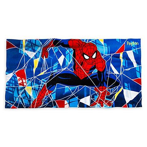 ผ้าเช็ดตัวเด็ก สไปเดอร์แมน Spider-Man Beach Towel