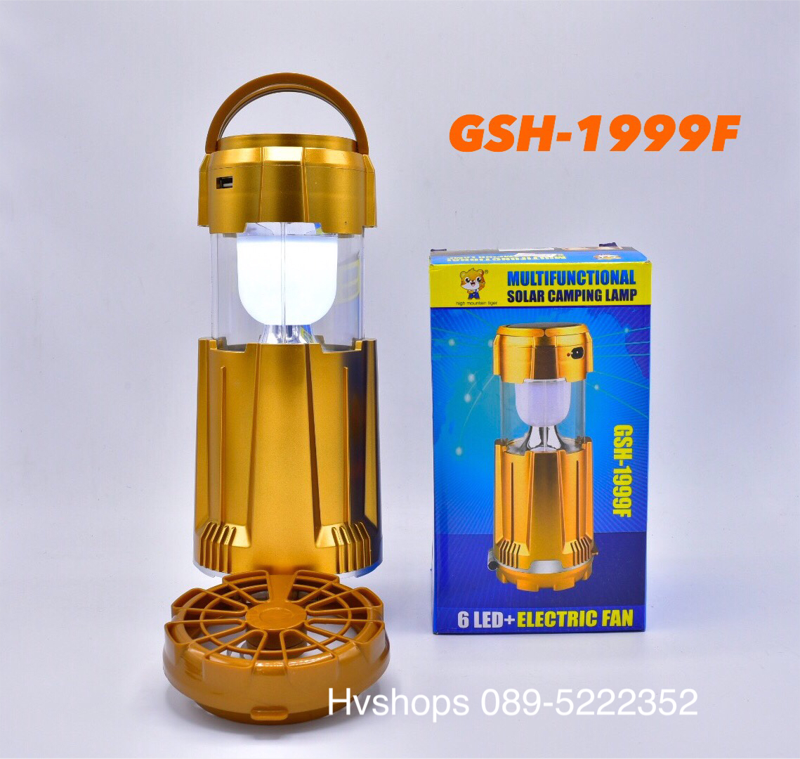 ตะเกียง LED รุ่น GSH-1999F