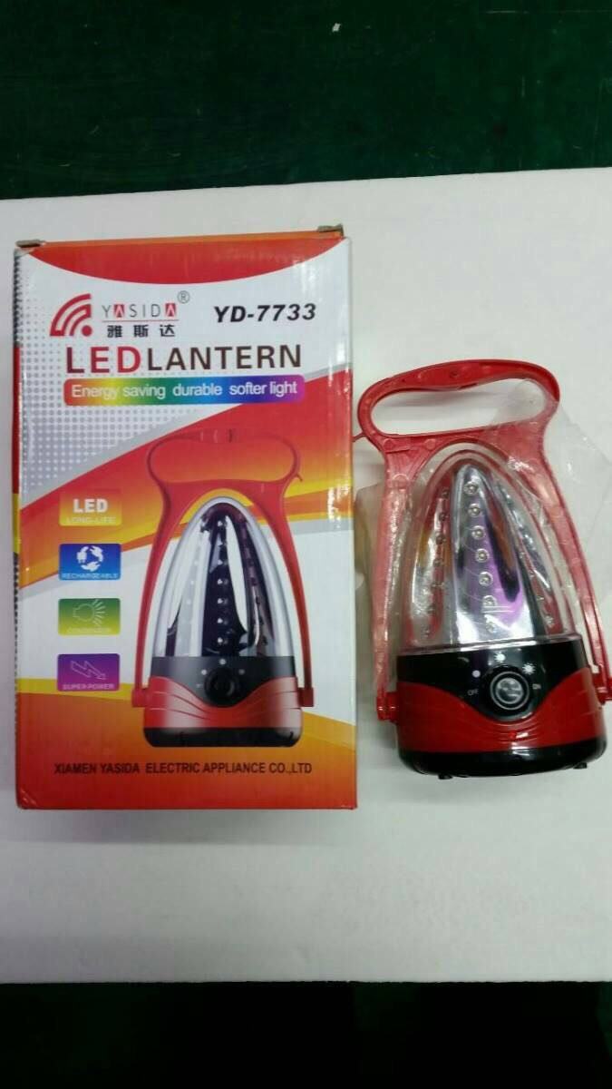 ตะเกียง LED YASIDA YD-7733