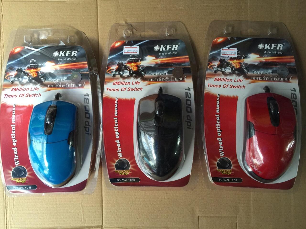 เม้าส์ mouse oker M-359