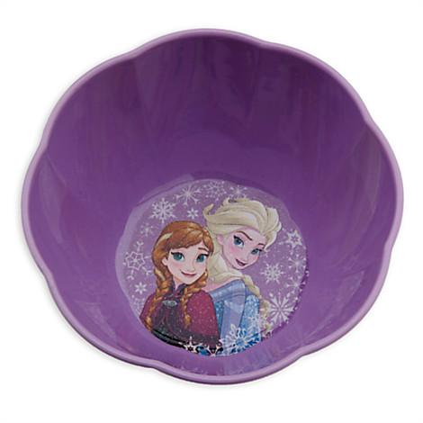 ชาม แอนนา&เอลซ่า Anna and Elsa Bowl