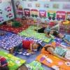 ที่นอนเด็กอนุบาล งานบริจาค ที่นอนราคาถูก สำหรับเด็ก ลายน่ารักๆ