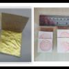 ทองคำเปลวแท้ ขนาด 3.4x3.5 cm