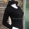 เสื้อลองจอนแขนยาวหญิง รุ่นบุผ้าดับเบิ้ลวูลพรีเมี่ยม (เฉพาะตัวเสื้อ)