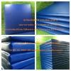 เบาะรองนั่งสมาธิ หนังเทียม 60x60 cm หนา 1.5 นิ้ว สีน้ำเงิน สำเนา