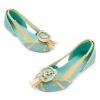 รองเท้าคัชชูเด็ก จัสมิน Jasmine Costume Shoes for Kids