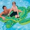 แพยางเป่าลม รูปเต่ายักษ์ สีเขียว #56524 ขนาด 191 x 170 ซม
