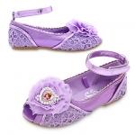 รองเท้าคัชชูเด็ก โซเฟีย Sofia the First Costume Shoes for Kids