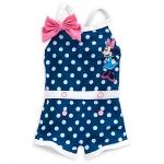 ชุดว่ายน้ำเด็ก มินนี่เมาส์ เบบี้ ไซส์ : 12-18 เดือน Minnie Mouse Swimsuit for Baby