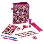 ชุดเครื่องเขียน มินนี่เมาส์ Minnie Mouse Zip-Up Stationery Kit
