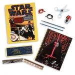 ชุดเครื่องเขียน สตาร์ วอร์ส Star Wars: The Force Awakens Stationery Supply Kit
