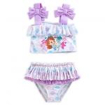 ชุดว่ายน้ำเด็ก ทูพีช โซเฟีย Sofia Swimsuit for Girls - 2-Piece
