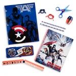 ชุดเครื่องเขียน กัปตัน อเมริกา Captain America: Civil War Stationery Supply Kit