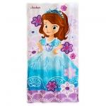 ผ้าเช็ดตัวเด็ก โซเฟีย Sofia the First Beach Towel