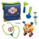 ชุดคุณหมอ - ด็อก แมคสตัฟฟินส์ Stuffy Vet Bag Play Set with Squibbles Plush - Doc McStuffins