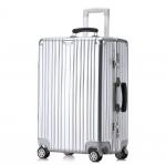 """กระเป๋าเดินทาง ขอบอลูมิเนียม แข็งแรงทนทาน ขนาด 24 """""""