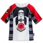 เสื้อว่ายน้ำเด็ก สตาร์ วอร์ส Star Wars: The Force Awakens Rash Guard for Boys