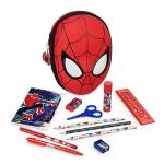 ชุดเครื่องเขียน สไปเดอร์แมน Spider-Man Zip-Up Stationery Kit