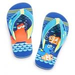 รองเท้าแตะเด็ก ไฟน์ดิ้ง ดอรี่ Finding Dory Flip Flops for Kids